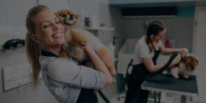 Professional dog groomer salary article Header Image